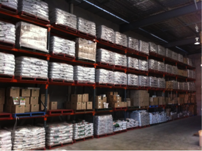 GEPRO Warehousing