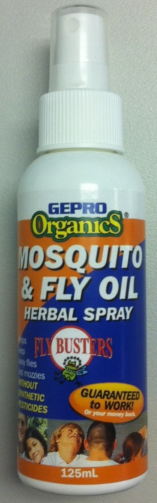 Gepro Organics Mosquito & Fly Oil