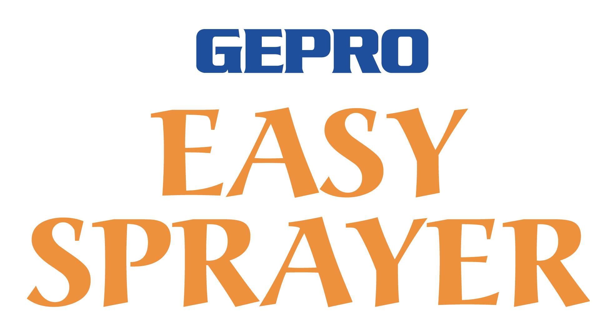 GEPRO Easy Sprayer Logo