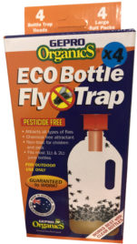 Gepro Organics Eco Bottle Fly Trap